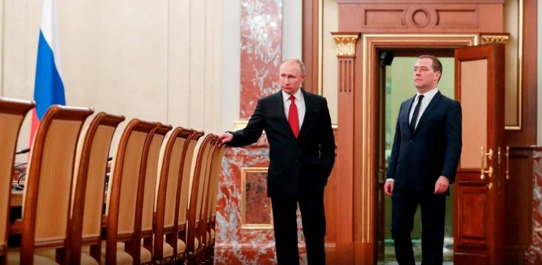 President Vladimir V. Putin proposed sweeping constitutional changes