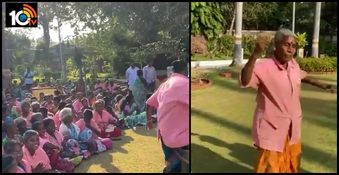 Elderly woman dances her heart out during Pongal celebration, wins hearts