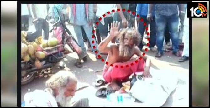 Engineer Found Begging In Odisha's