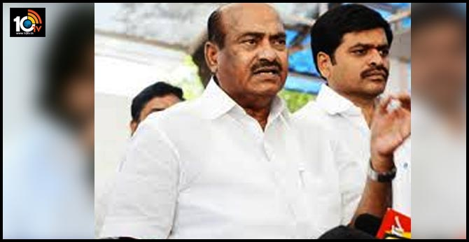 Ex MP JC diwakar Reddy sensational comments on YS Jagan Mohan Reddy