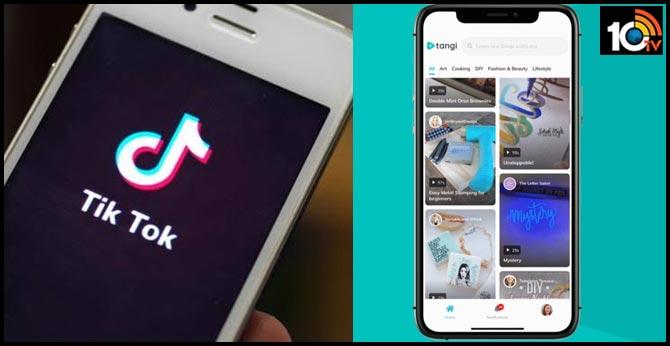 Google Latest Video App Tangi