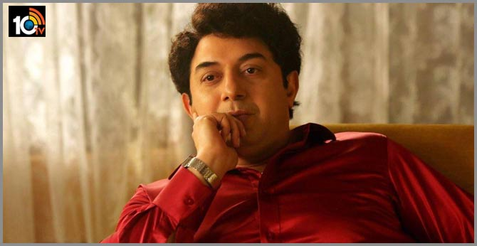 Here is the Look of Arvind Swami As MGR in Thalaivi