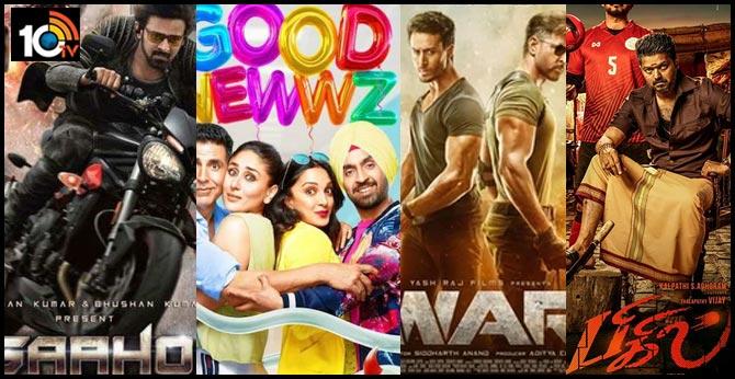 Highest Grossing Indian Films in Overseas 2019