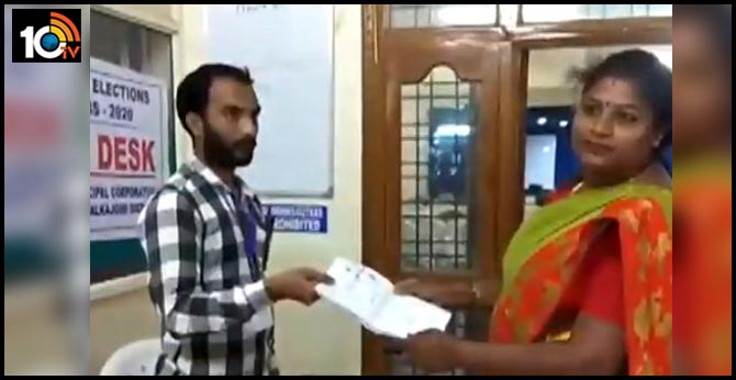 Hijra contest for the first time in the Nizampet Municipal Corporation