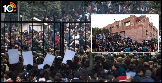 JNU VIOLENCE : IT DID NOT HAPPEN IN A DAY