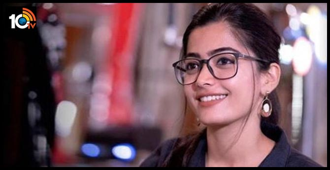 IT officials raid recovers Rs 25 lakh unaccounted cash from south Indian actress Rashmika's residence