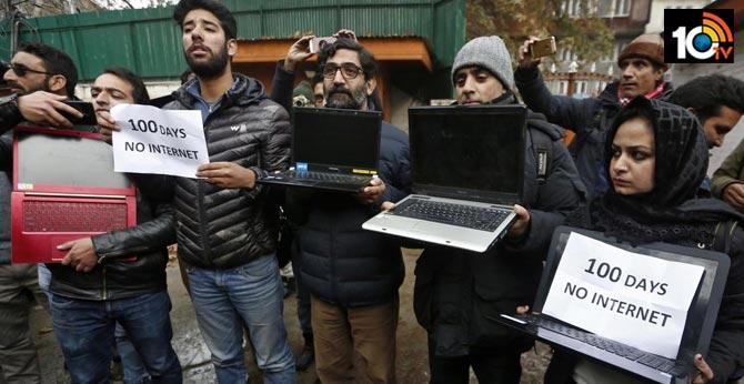 'In J&K, internet used to watch dirty films': NITI Aayog member justifies suspension of services