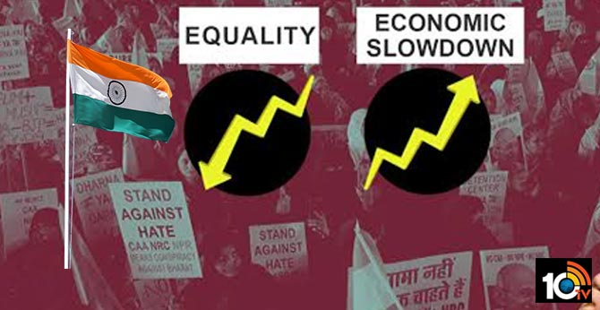 India Faces Economic & Social Decline, These Reports Tell You How