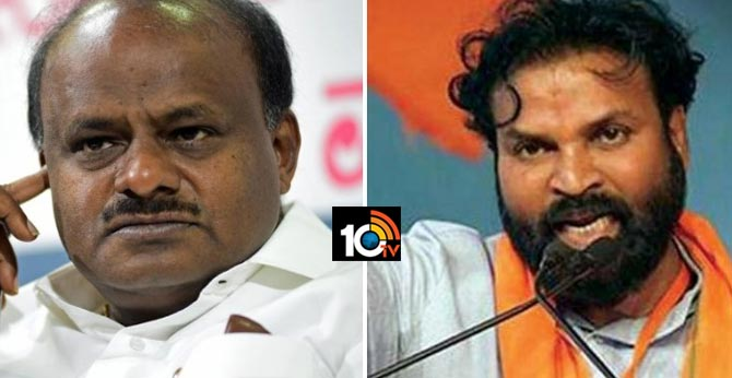 'Leave India and go stay in Pakistan': Karnataka Min Sriramulu tells Kumaraswamy