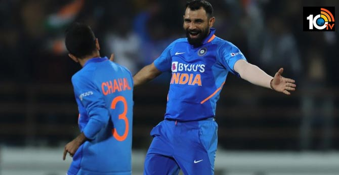 IndvsAus: India won by 36 runs
