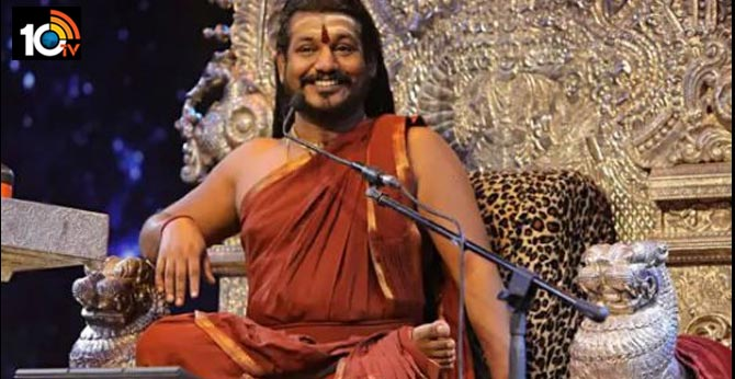 Interpol issues blue corner notice against rape-accused Nithyananda, red notice likely