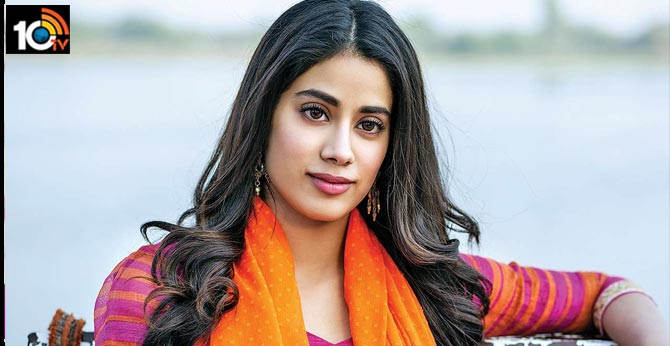 It's My Dream to Work in a South Film: Janhvi Kapoor