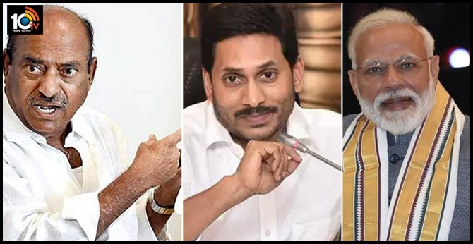 JC Diwakar reddy sensational comments on ap govt