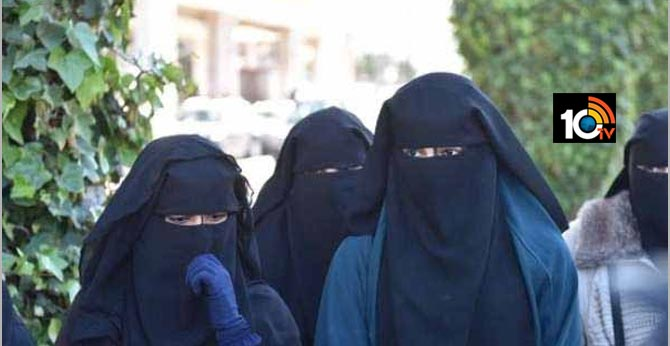 JD Women's College in Patna bans burqa inside classroom..