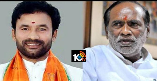 K Laxman and Kishan Reddy join together over State President post race