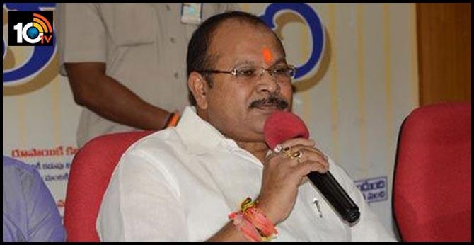 Kanna Laxminarayana will go delhi for state party presidential post renewal?