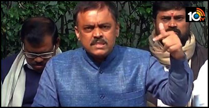 BJP MP GVL comments on ap capital issue