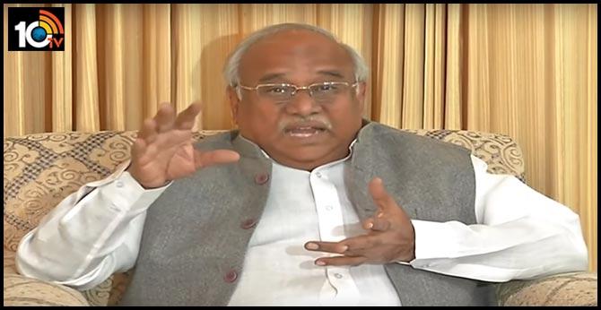 MP Kanakamedala Ravindrakumar comments on ycp