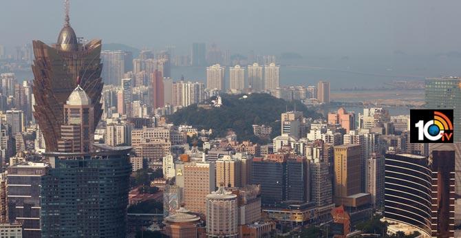 Macau, World's Biggest Gambling Hub, Turns Into Ghost Town