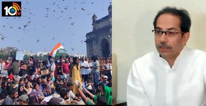Maharashtra Chief Minister Uddhav Thackeray on JNU violence: reminded me of the 26/11 Mumbai terror attack