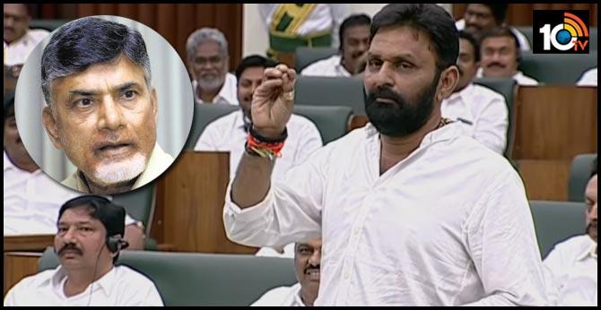 Minister Kodali Nani challenges Chandrababu Over Amaravathi Capital
