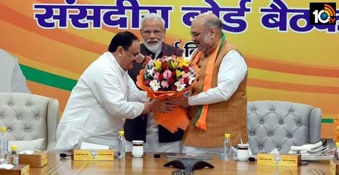 New BJP Chief JP Nadda