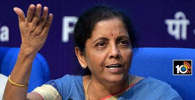Nirmala Sitharaman: Pakistanis, Afghans, Bangladeshis given Indian citizenship in last six years