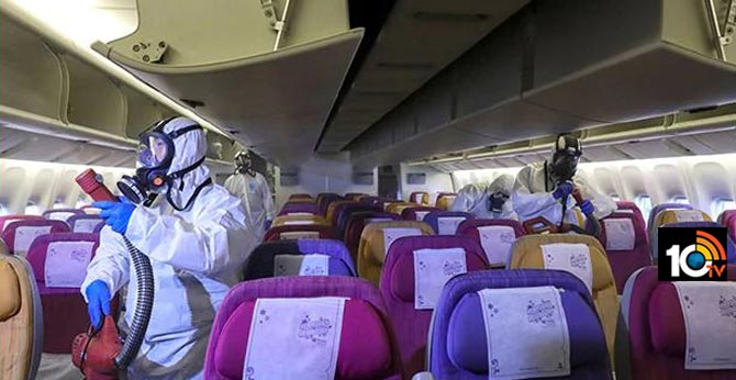 No Hot Meals, Blankets, Magazines As Airlines Step Up Fight On Coronavirus