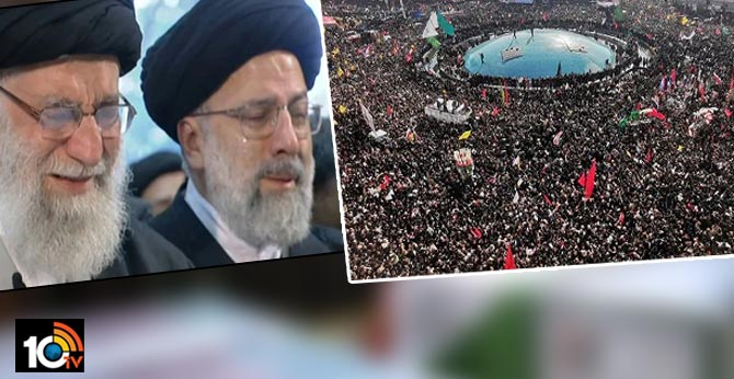 On Camera, Iran Supreme Leader Weeps At Prayer For General Killed By US