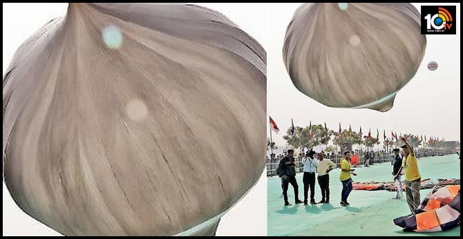 Onion Kites in Ahmedabad Pathangotsev, Gujarat