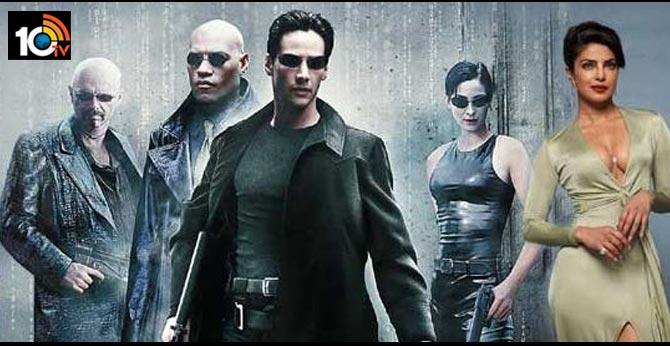 Priyanka Chopra Jonas in Final Negotiations to Join 'Matrix 4'