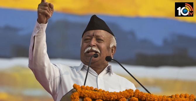 RSS has no connection with politics, works for 130 crore Indians