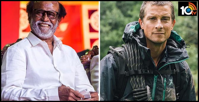 Rajinikanth to Shoot for Man Vs Wild Episode with Bear Grylls