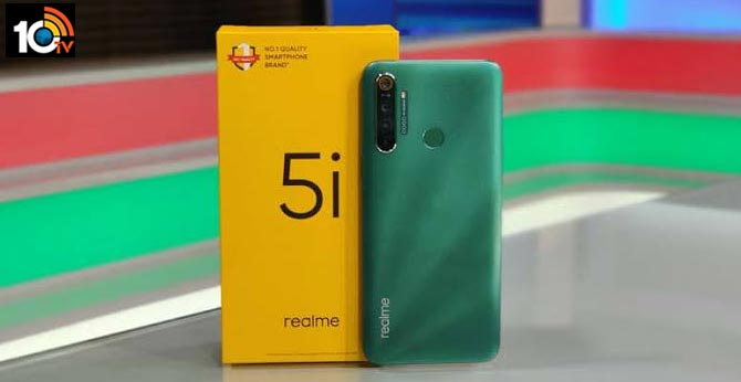 Realme 5i with quad cameras launched in India: Price, specifications and all you need to know