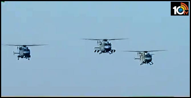 Republic Day Parade 2020's Spectacular Flypast Include Chinook, Apache Helicopters For First Time