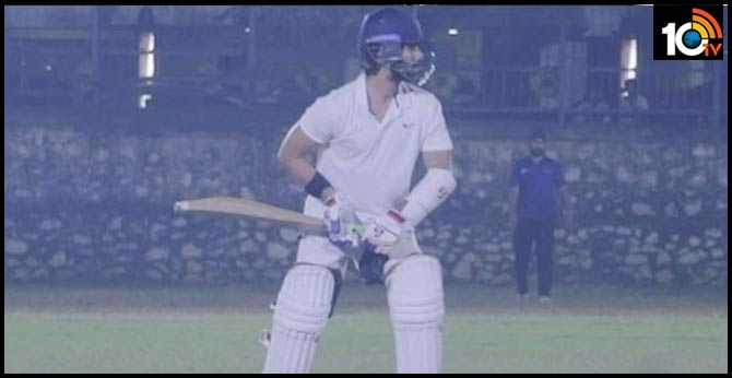Shahid Kapoor Injured During Jersey Shoot in Chandigarh