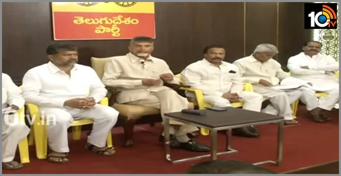Some of Party Leaders selling Parliamentary Posts in Telangana TDP