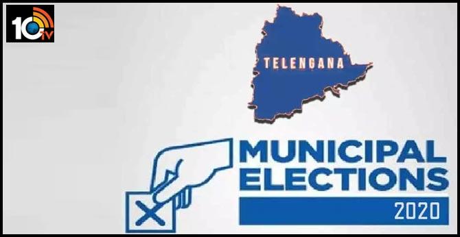 Suspense on Telangana Municipal Election Notification