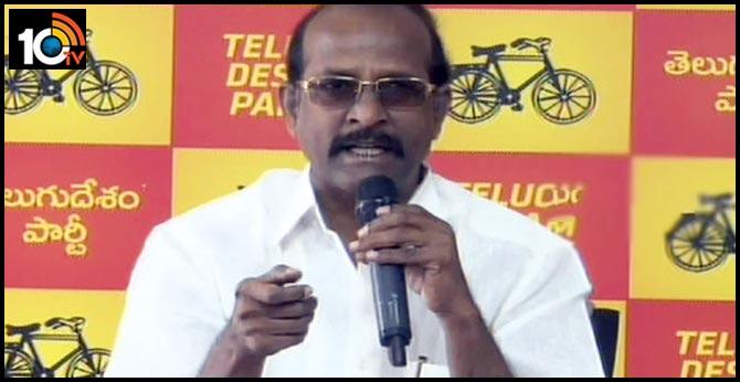 TDP MLC Rajendra Prasad house arrest