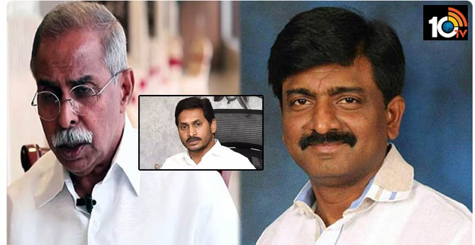 TDP MLC b.tech Ravi criticizes CM Jagan