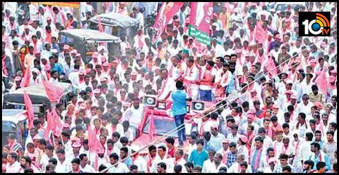 TRS History in Muncipal Elections