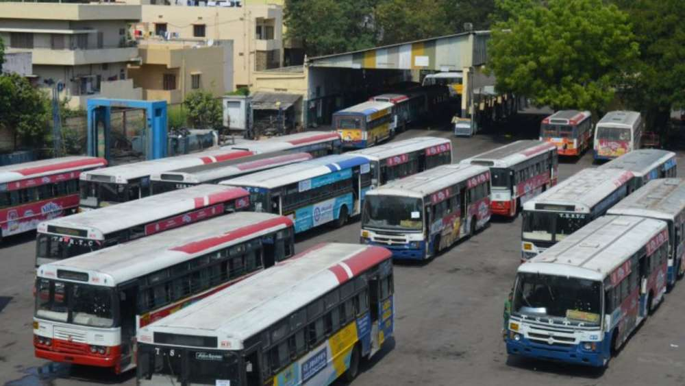 2080 Busses cancelling in TSRTC