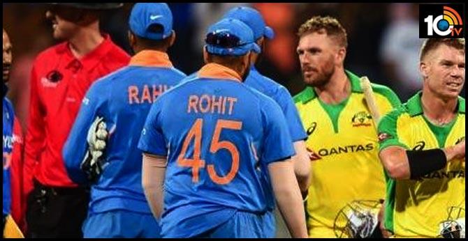 Team India Vs Australia 2nd ODI