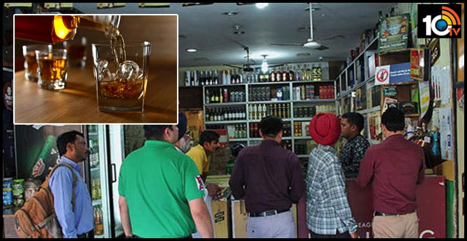 Telangana gulps down liquor worth Rs 380 crore on New Year Eve