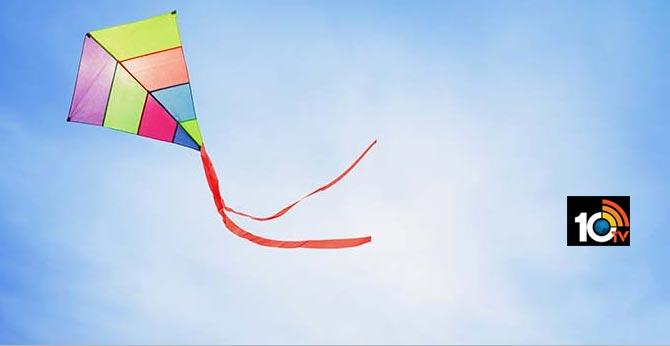 Two childrens killed for kite