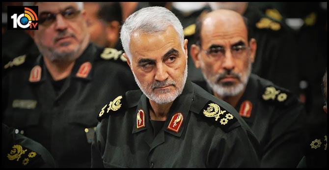 US - Iran war Top America Killing Iranian Commander In Baghdad