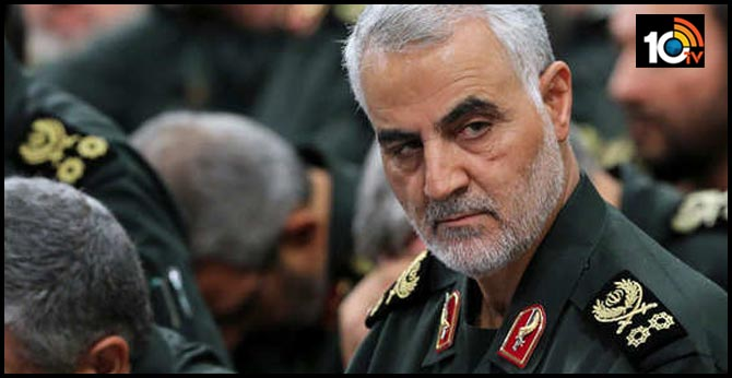 US strike killed Qasem Soleimani 10m Indians in Gulf