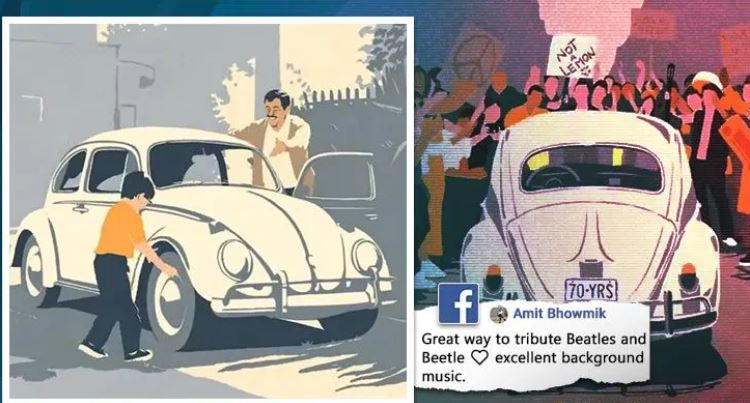'The Last Mile': Volkswagen's emotional goodbye video for it's Beetle model goes viral