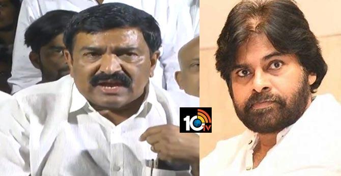 YCP MLA Dwarampudi Strong Counter To Pawan Kalyan