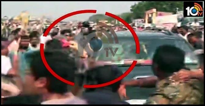 amaravati parirakshana samithi allegations
